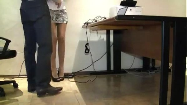 Sexy Secretary Abused By Her Bos